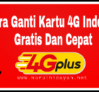 Kartu 4g Indosat
