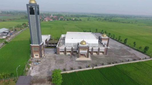 masjid termegah namira lamongan