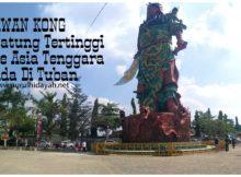 patung tertinggi se asia tenggara di tuban indonesia