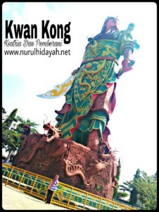 patung tertinggi se indonesia