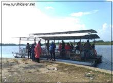 wisata perahu bojonegoro