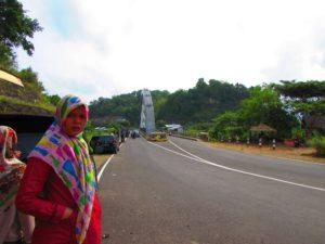 Tempat Selfie Menarik Jembatan Bajul Mati Malang
