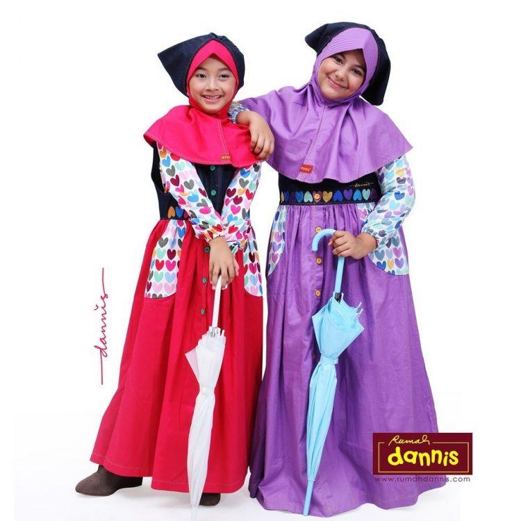 Baju-Dannis-Anak-Perempuan