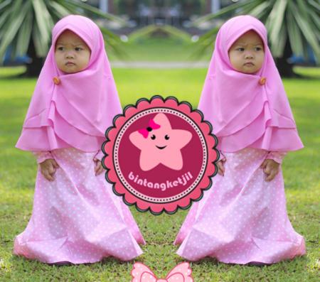 Baju Gamis Anak Perempuan 2 Tahun