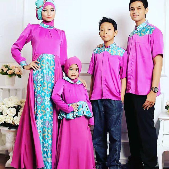Baju-Keluarga-Muslim-Sarimbit