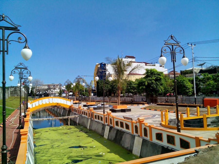 Benteng orange Gorontalo