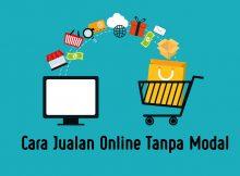 Cara Jualan Online Tanpa Modal