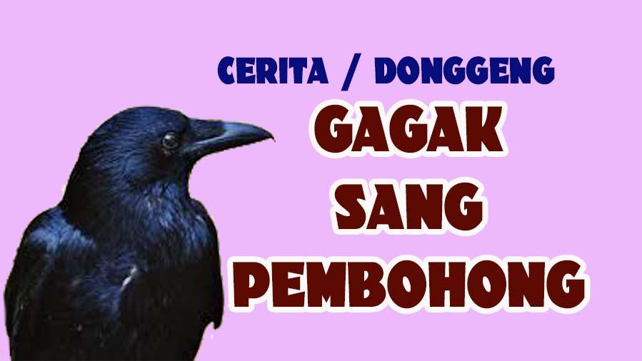 GAGAK SANG PEMBOHONG
