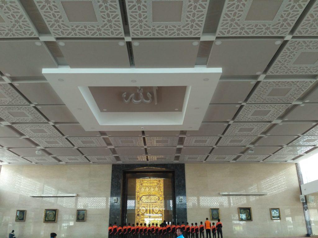 Keunikan Masjid Namira Lamongan
