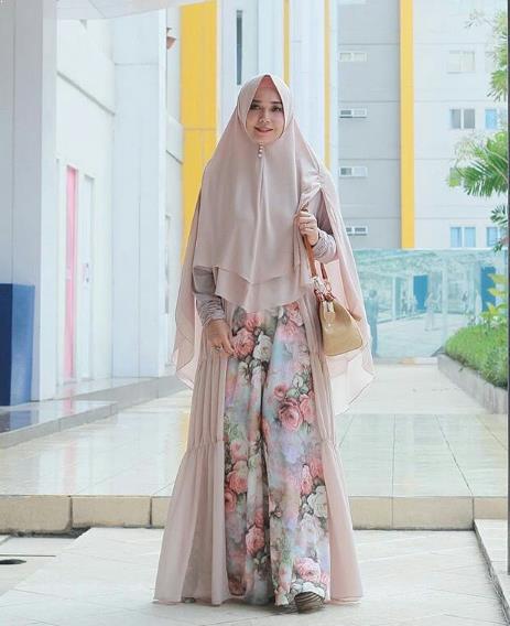 Model Baju Muslim Syari,i lebaran