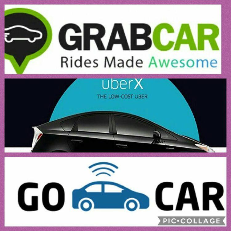 Perbedaan Antara Uber X, Grabcar, Go Car