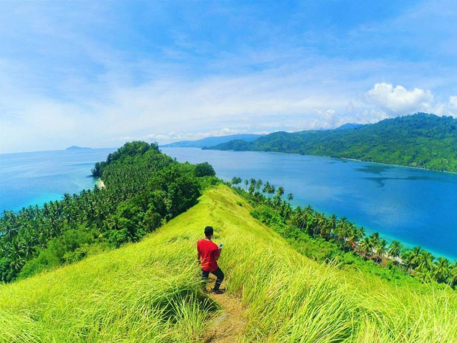 Pulau Diyonumo Gorontalo