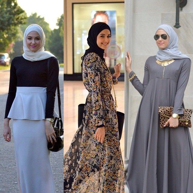 Trend Baju Wanita 2018 modis untuk lebaran