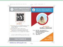 cara cetak kartu anggota sim pkb terbaru dan mudah