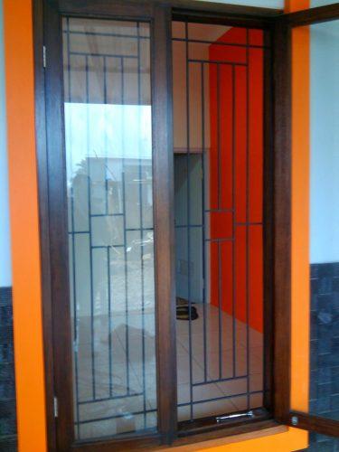 contoh teralis jendela minimalis
