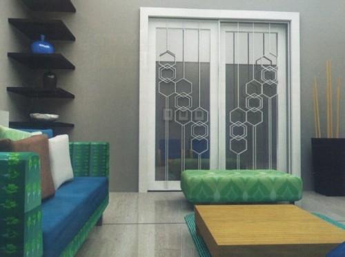 contoh teralis jendela simpel