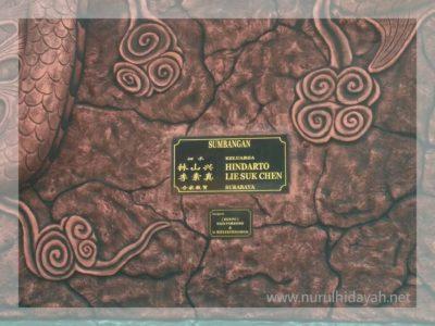 donatur patung kwan kong tuban