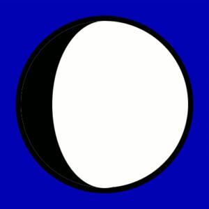 fase bulan cembung