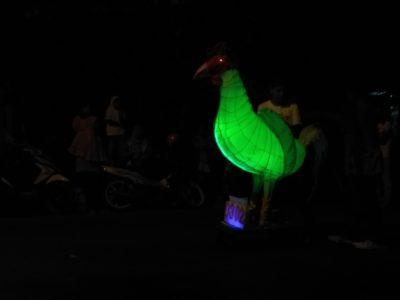 festival lampion bojonegoro