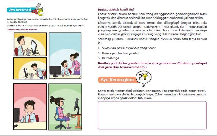 kunci jawaban buku tematik kelas 5 tema 1 halaman 140 141