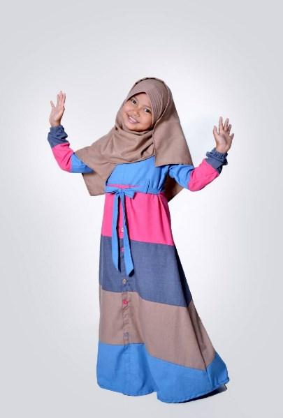model baju anak muslim 2018