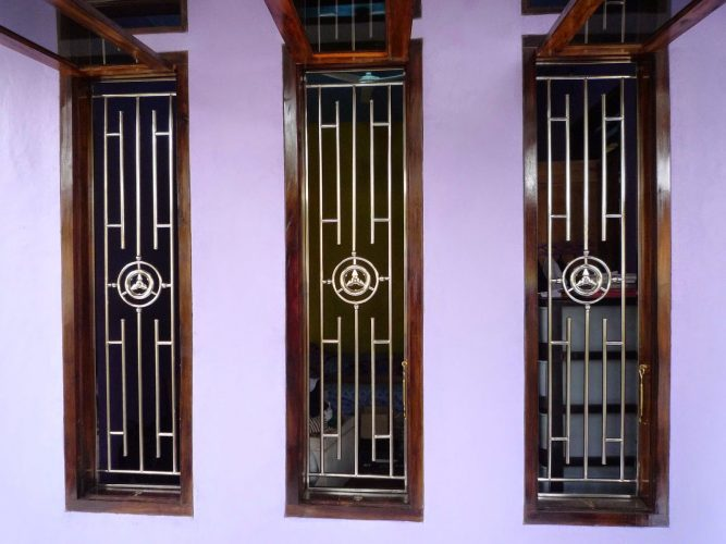 model teralis jendela terbaru