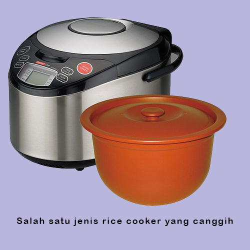 rice cooker canggih