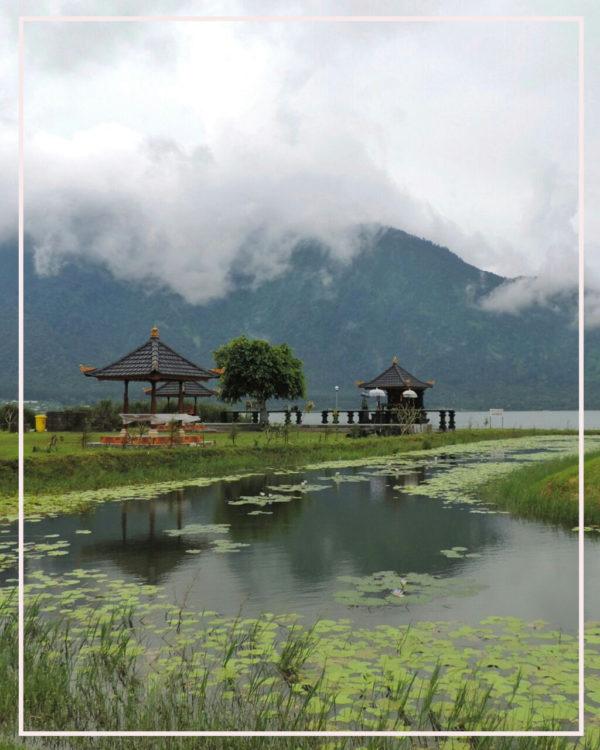 tempat wisata di bali danau beratan